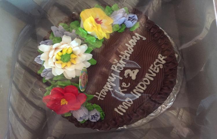 DPW Bali Ucapkan Selamat Ulang Tahun IMO Indonesia Ke- 2